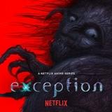 スペースホラー「exception」ティザーアート