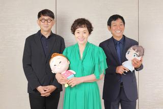 明石家さんま、大竹しのぶの声優起用は「正解だった」 初プロデュースの劇場アニメを語る
