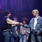 舞台「BANANA FISH 前編」開幕で主演・水江建太&岡宮来夢がコメント ブルーレイ&DVD化も決定