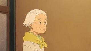 不思議なおばあちゃん・キワさん