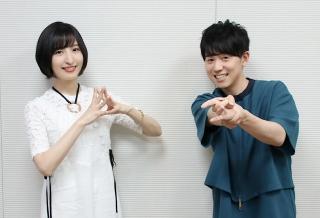 山下大輝&佐倉綾音が語り合う「ヒロアカ」第5期のこれまでとこれから 現場で築いた絆や関係性とは
