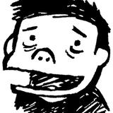 椎名高志氏の自画像