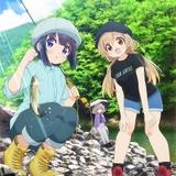 釣りアニメ「スローループ」に久住琳、日岡なつみ、嶺内ともみ出演 横須賀市コラボも決定