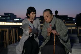 マリコをナンパする老紳士を演じた伊東四朗