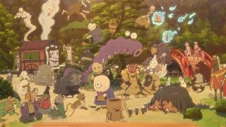優しい妖怪が多数登場する「岬のマヨイガ」公開直前予告披露 追加キャストに江原正士、桑島法子ら