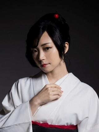 舞台「擾乱」雪村咲羽役の三森すずこ
