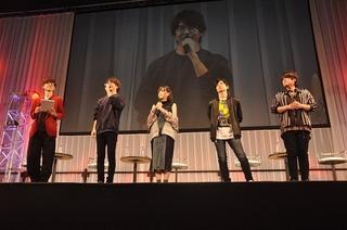 AnimeJapan 2019のステージの模様