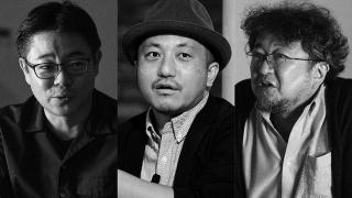 (左から)田口清隆、白石和彌、樋口真嗣