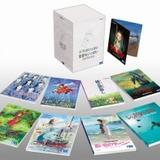 近藤喜文、宮崎吾朗、米林宏昌らの監督作を一挙収録 スタジオジブリ作品ブルーレイ&DVDボックスが12月発売