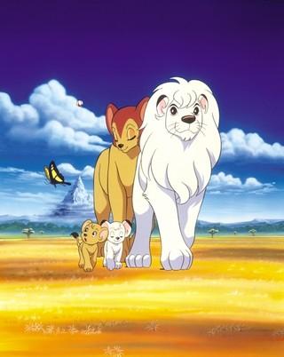ジャングル大帝 劇場版(1997)