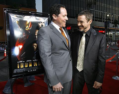 ジョン・ファブロー監督が、高額で「アイアンマン2」と契約!