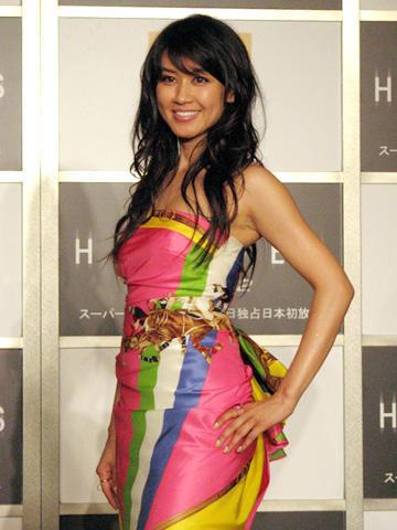 「HEROES」田村英里子が凱旋会見。「ドラゴンボール」の話はお預け