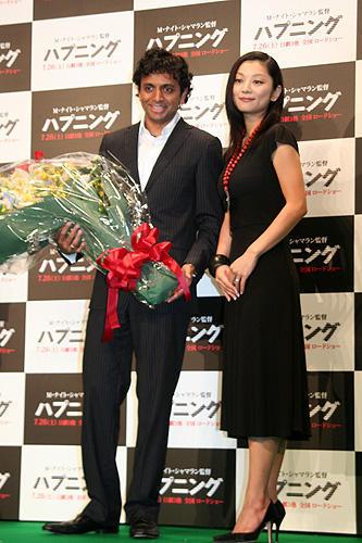 シャマラン監督から新婚の小池栄子へ、嬉しい「ハプニング」 - 画像4