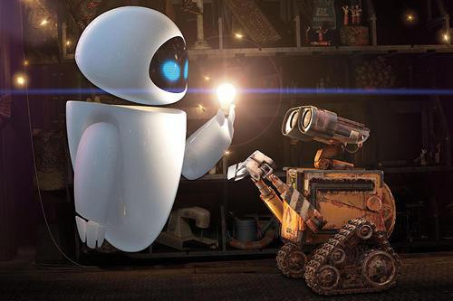 仕草がかわいいロボット「WALL・E/ウォーリー」の特別映像を公開