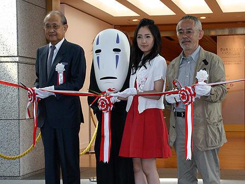 宮崎駿監督の下積み時代の絵も展示される「ジブリ・レイアウト展」