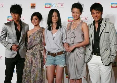 ケリー・チャンの脚線美にため息!「MATVムービーアジア」日本上陸会見
