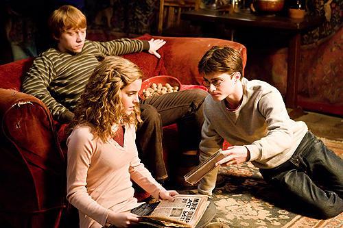「ハリー・ポッター6」予告編で、若きヴォルデモートが初公開!