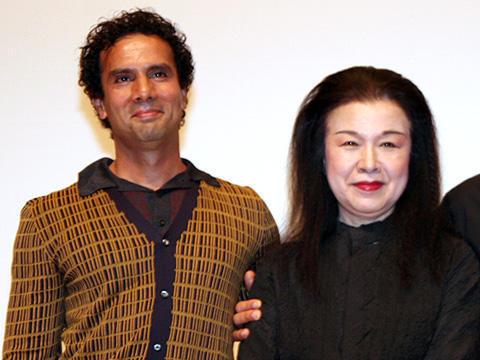 「落下の王国」衣装デザイナー石岡瑛子、北京五輪開会式は「大変な仕事」