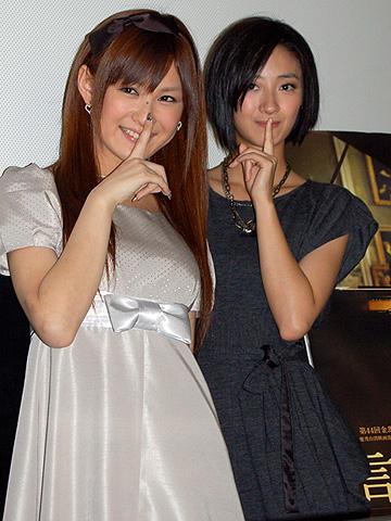 台湾人気No.1女優グイ・ルンメイが来日!「言えない秘密」