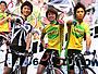 「シャカリキ!」主演D-BOYSが、自転車エコイベントで渋谷をジャック!