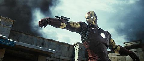 「アイアンマン2」に出演できるVIP権がオークションに