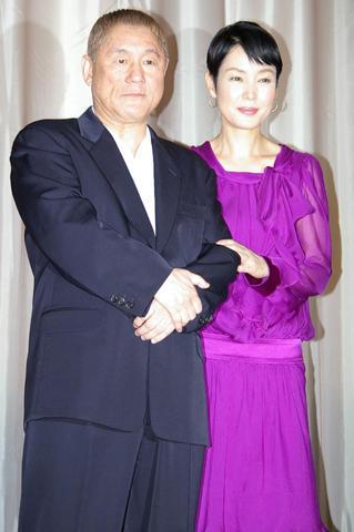 北野武監督がギリシャの映画祭で名誉賞!「アキレスと亀」初日に吉報