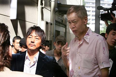 角川春樹が、佐々木譲「笑う警官」の映画化で11年ぶり監督復帰!