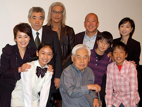 最高齢96歳の新藤兼人監督が現役宣言!「花は散れども」初日