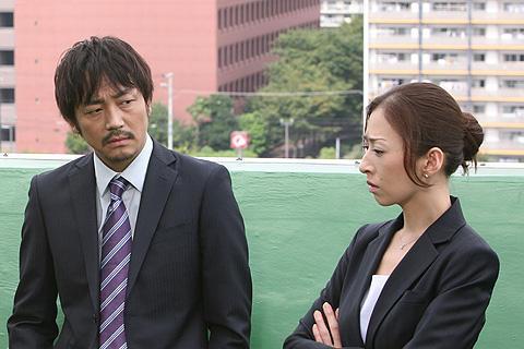 松雪泰子が、角川春樹監督作「笑う警官」のヒロインに決定!