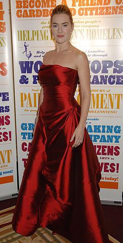 ケイト・ウィンスレットがビビアン・ウエストウッドの伝記映画に主演