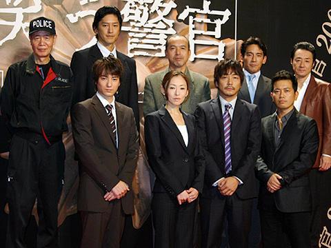 「逮捕歴のある私以外には撮れない!」角川春樹監督作「笑う警官」製作会見