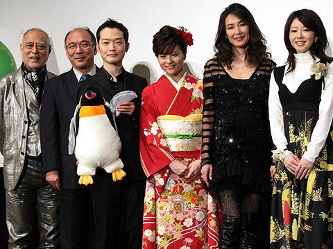 日本中の動物園の動物たちが協力した「旭山動物園物語」