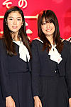 (左から)寺島咲、福田沙紀