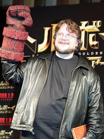 オタク監督、ギレルモ・デル・トロが日本アニメやゲームを語りつくす