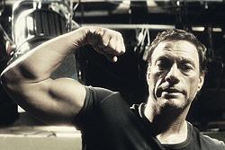 筋肉だけの男じゃないぞ!?「その男ヴァン・ダム」