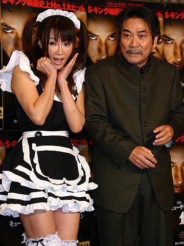 S・キング最新映画。稲川淳二のナマ怪談に41歳最年長グラドルが感動
