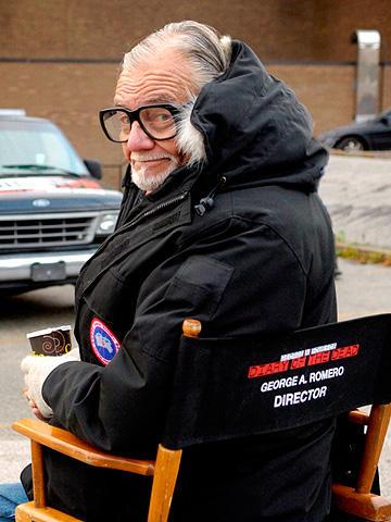 ゾンビ映画の父ジョージ・A・ロメロ、「ゾンビが走るのは解せないよ(笑)」