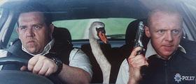 ペッグ&フロストのお笑いコンビ、米大陸へ「ショーン・オブ・ザ・デッド」