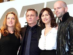 クレイグとキュリレンコ、入魂のアクションシーンに自信「007 慰めの報酬」