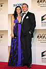ダニエル・クレイグと新ボンドガールが来日。「007」会見&ジャパンプレミア