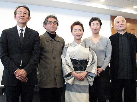 故・伊丹十三氏の遺業を記念。妻で女優の宮本信子が「伊丹十三賞」を創設