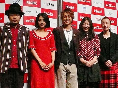 上映時間237分!園子温監督作「愛のむきだし」東京フィルメックス