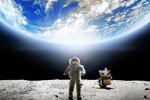 月面着陸40周年に公開される「ザ・ムーン」