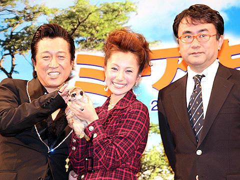 三谷幸喜、動物好きではないのに「ミーアキャット」吹替えを引き受けた!