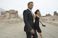 ボンドの新たな戦いをお見逃しなく「007 慰めの報酬」