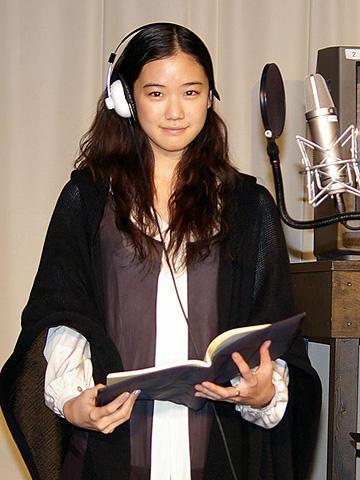 声優・蒼井優に原作者の西原理恵子が太鼓判。「いけちゃんとぼく」 会見