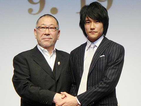 松ケンが崔監督に母性を感じた「カムイ外伝」など、松竹ラインナップ発表
