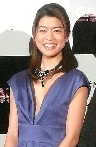 TVシリーズ「ギャラクティカ」の人気女優グレイス・パークが初来日!