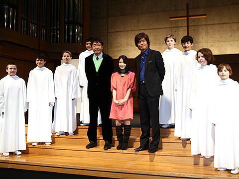 「誰も守ってくれない」志田未来、年下の英国美少年の歌声にうっとり