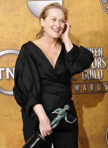 米映画俳優組合賞は「スラムドッグ」、ショーン・ペン、メリル・ストリープ!